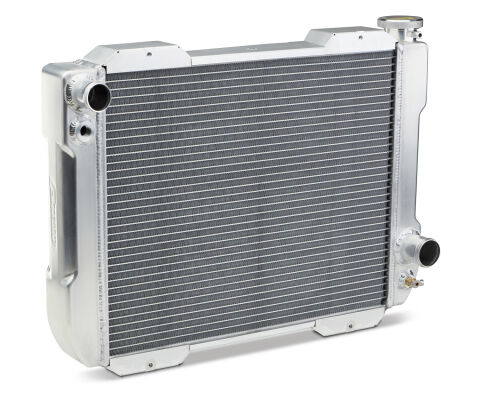 123 Series Radiator; Universal; GM; 17