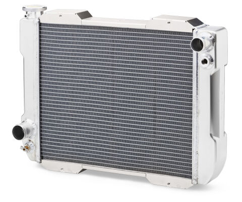 123 Series Radiator; Universal; Ford; 19