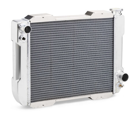 123 Series Radiator; Universal; GM; 19