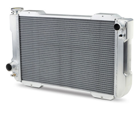123 Series Radiator; Universal; Ford; 26