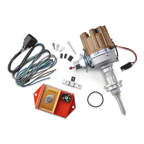Mopar Electric Conversion Kit. Fits Chrysler LA Engines, 1964-1991
