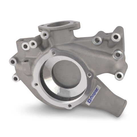 Mopar Big Block Chrysler Aluminum Water Pump Housing
