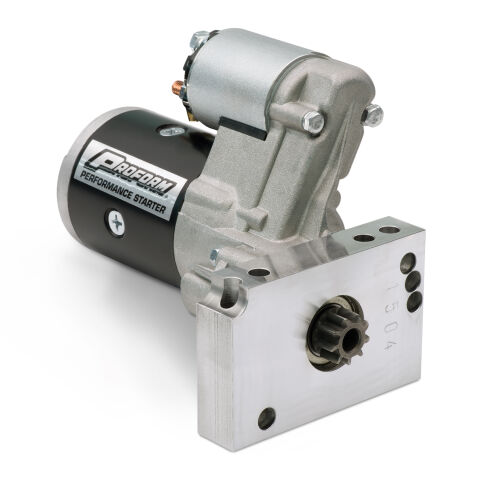 High-Torque Starter; Gear Reduction Type; 2.2KW; Fits Pontiac And Oldsmobile V8