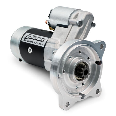 High-Torque Starter; Gear Reduction Type; 2.2KW; Ford 221-351W & 460; Std. Trans