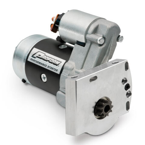 High-Torque Starter; 3.75:1 Gear Reduction; 2.2KW; 15:1 Ratio; Fits GM LS