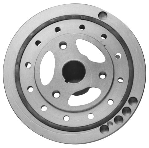 Engine Harmonic Balancer; Fits SB Chevy 400 Engines; Externally Balanced