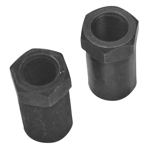 Engine Rocker Arm Poly-Locks; 3/8 Thread; Fits Most Extruded Roller Rocker Arms