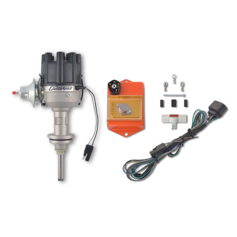 Electronic Distributor Conversion Kit; Fits Chrysler 361-383-400 Engines