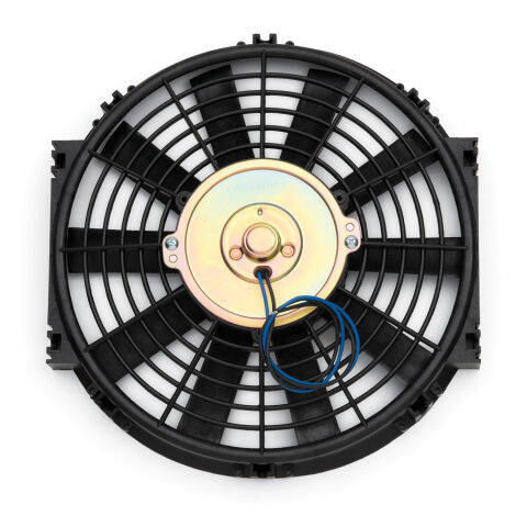 Electric Radiator Fan; Universal High Performance Model; 10 Inch; 1000CFM