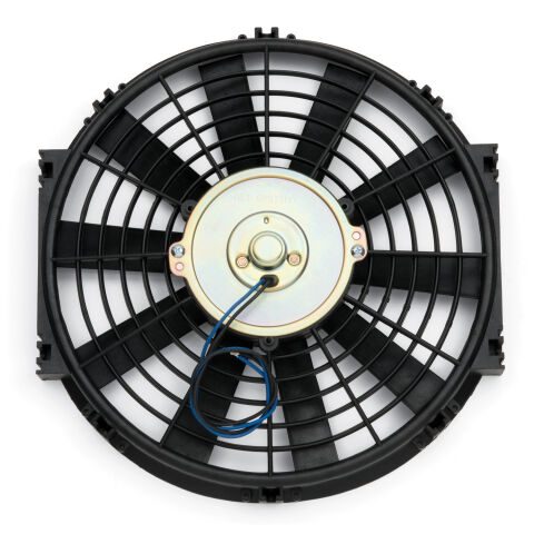 Electric Radiator Fan; Universal High Performance Model; 12 Inch; 1200CFM