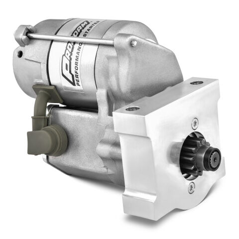 High-Torque Starter; Gear Reduction Type; High Compression; GM LS V8