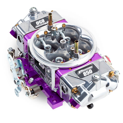 Engine Carburetor; Race Series Model; 850 CFM; Mechanical Secondaries