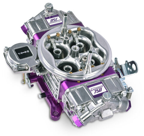 Engine Carburetor; Race Series Model; 750 CFM; Vacuum Secondaries