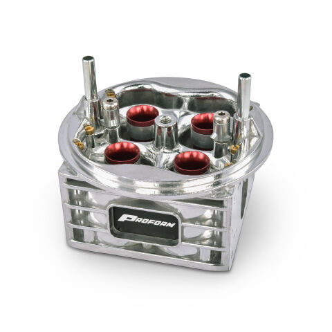 Carburetor Main Body; For Use With Holley 1050 CFM 4150 Carb with Ann. Boosters