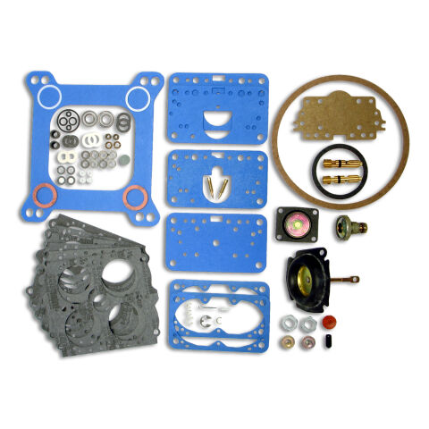 Engine Carburetor Rebuild Kit; Holley 450-780 CFM Vacuum Secondary Carburetors