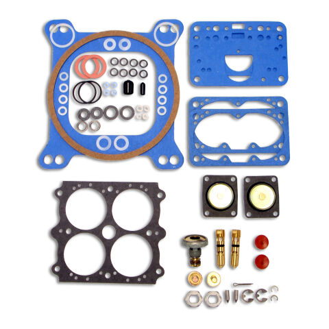 Engine Carburetor Rebuild Kit; For Proform/Holley HP 650-750 CFM Carburetors
